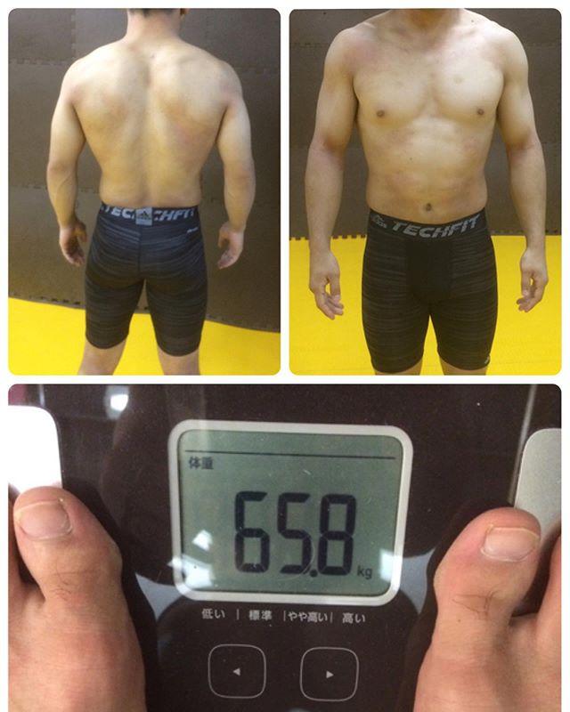 生活習慣や食事を変えれば心身ともに変わる! 2年前の自分の写真になるのですが【まごわやさしい】食事法を取り入れて、2週間でこのような変化がありました! ・ ・ 体重 65.8kg ↓(2週間後)-3kg減 62.7kg ・ ・ 【まごわやさしい】に変えて、特に食べる量はあまり変えずに、食べる物や時間帯変えただけで身体は変わります! しかも良くみてみると、アトピー性皮膚炎を持ってる自分の肌が、2週間で良くなってます! ・ 【ポイント】 ○まごわやさしいを取り入れた食事 ○ジャンクフード、お菓子、コンビニ飯、インスタント食品など添加物を取らないようにした。 ○炭水化物でもラーメン、パン、うどんなど食べずに、芋やお米をとっていた。 ○夜はなるべく内臓を休ますように、夜遅くの食事を避けるのと、消化に優しい物をとるようにした。 ・ 【良かった点】 ○身体が疲れにくくなった ○朝早く起きれるようになった ○ダイエットできた ○肌ツヤが良くなった など ・ ・ みなさんも、ぜひ【まごわやさしい】を試してみてください やってきた事は絶対に結果に出てきます! 特に身体は正直だし裏切りません! 太ってる方、肌が荒れてる方、体調をすぐ崩す方など、理由は絶対あります。 まずは、お金をかけずに自分でできる事からやってみましょう ・ ・ 4月14日〜5月6日まで自主トレーニングと、ほぼ自重トレーニングだけでどこまで身体は変わるのかチャレンジ中です 近日、現在の身体の近況を報告する予定です! 自粛期間や自重トレーニングでも身体は鍛えれる事を証明します!!! ・ ・ https://nseitai.com/ 【完全予約制】 【電話番号】080-9542-8357 【営業時間】9:00〜21:00 【定休日】不定休 【住所】〒760-0054香川県高松市常磐町1-9-17 ・ 4月25日〜5月6日まで、新型コロナウィルス感染拡大防止のための香川県における緊急事態措置もあり、休業致します。